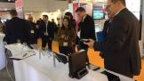 Giada giới thiệu các giải pháp ứng dụng công nghệ Power DS tại ISE 2019