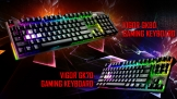 MSI ra mắt đôi bàn phím cơ chuyên game Vigor GK mới