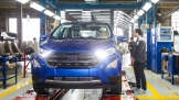 Ford Việt Nam chính thức xuất xưởng EcoSport mới với nhiều cải tiến