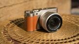 Ngắm vẻ sang trọng cổ điển của Fujifilm X-A5