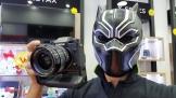 Cận cảnh máy ảnh không gương lật Fujifilm X-H1 vừa ra mắt tại Việt Nam