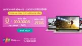 FPT Shop giảm sốc loạt laptop các thương hiệu lớn