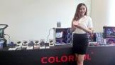 COLORFUL mang dòng SSD SL300/ SL500 đến Việt Nam