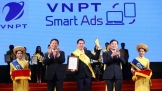 VNPT lập 'hat-trick' tại Sao Khuê 2018