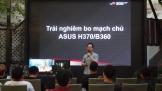 Offline trải nghiệm dòng BMC Intel H370 và B360 mới của ASUS