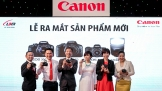 Canon ra mắt loạt sản phẩm mới