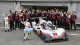 Porsche 919 Hybrid Evo thiết lập kỷ lục mới