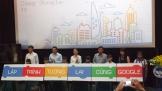'Lập trình Tương lai cùng Google' chấp cánh sáng tạo cho học sinh tiểu học