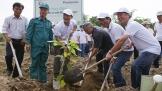 Kỷ niểm 100 năm thành lập, Panasonic Việt Nam vượt mốc trồng 100.000 cây xanh