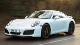 Porsche khởi động năm 2018 đầy ấn tượng
