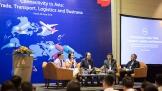 Kết nối ở Châu Á: Thương mại, Vận chuyển, Logistics và Kinh doanh