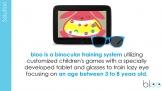 InnoVEX 2018: Giải pháp giúp điều trị dị tật mắt cho trẻ Bloo Vision