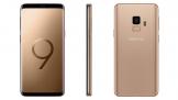 Samsung Galaxy S9+ phiên bản hoàng kim chính thức về Việt Nam