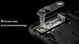 OPPO Find X sở hữu camera kép zoom 5x