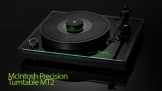 Đầu đọc đĩa than McIntosh Precision Turntable MT2