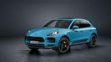 Porsche Macan mới ra mắt tại Thượng Hải