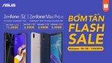 4 giờ để sở hữu ZenFone Max Pro M1 và ZenFone 5Z với giá cực hời