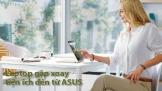 Laptop gập xoay tiện ích đến từ ASUS