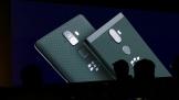 BlackBerry ra mắt đôi smartphone không bàn phím