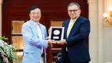Huawei vinh danh cha đẻ của Polar Codes