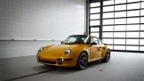 Porsche tái sản xuất mẫu xe 911 Turbo Classic