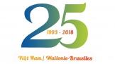Phái đoàn Wallonie-Bruxelles kỉ niệm 25 năm hợp tác văn hóa