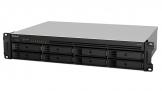 Synology RackStation RS1219+: Nhỏ gọn, dễ mở rộng