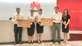 Huawei Việt Nam 'ươm mầm' tương lai trước năm học mới