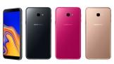 Samsung ra mắt bộ đôi Galaxy J6+ và J4+