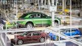 Porsche chính thức sản xuất Macan thế hệ mới