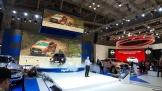 Vietnam Motor Show 2018: Cùng Samsung Galaxy A7 2018 tham quan ngày khai mạc