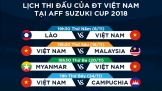 K+ sẵn sàng cho AFF Suzuki Cup 2018