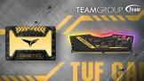 TEAMGROUP ra mắt dòng sản phẩm nhớ cho ASUS TUF