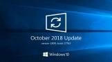 Microsoft tái phát hành bản cập nhật Windows 10 Octorer 2018