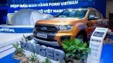 Ranger giúp Ford giữ vững đà tăng trưởng