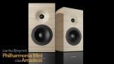 Amadeus Philharmonia Mini: Loa thụ động mới