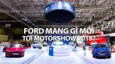 Ford mang gì mới tới Vietnam Motor Show 2018?