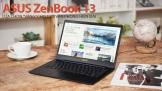 ASUS Zenbook 13: Lựa chọn 'vàng' cho giới văn phòng hiện đại