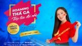 VinaPhone: 1 tỷ đồng cho tuyển Việt Nam