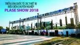 Triển lãm Quốc tế các thiết bị biểu diễn chuyên nghiệp PLASE Show 2018