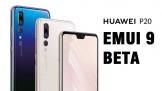 Huawei phát hành Huawei EMUI 9.0 vào 19/12