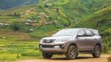 Toyota 'tăng tốc' mùa cuối năm