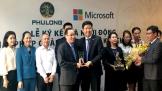 Phú Long đẩy mạnh hợp tác với Microsoft để vươn tới thành công