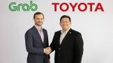 Toyota cung cấp Dịch vụ Chăm sóc toàn diện cho Grab Singapore