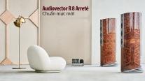 Audiovector R 8 Arreté: Chuẩn mực mới