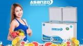 Asanzo tung ra loạt tủ đông phục vụ Tết Nguyên Đán
