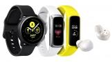Samsung 'mở hộp' 3 thiết bị đeo thông minh cho người yêu thể thao