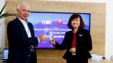 Rain và Huawei đưa 5G đến Nam Phi