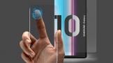 Bảo mật vân tay trên Galaxy S10 có gì đặc biệt?