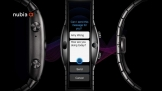 nubia Alpha: Smartwatch màn hình cuộn của ZTE